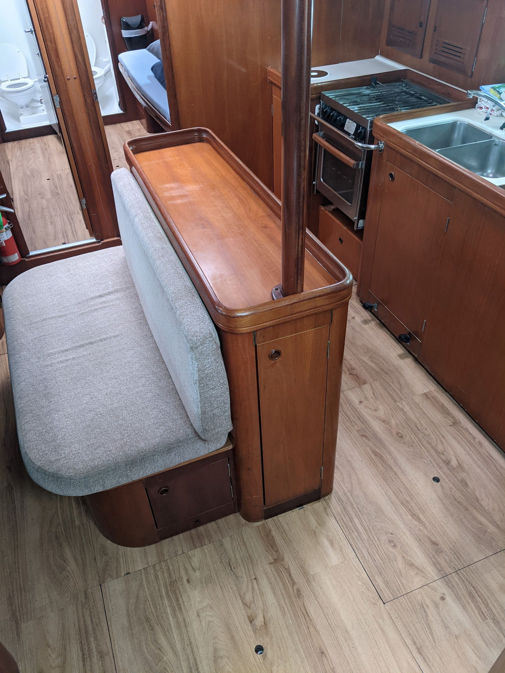 Beneteau 50 - Belle Serena-Galley from companionway RS.jpg