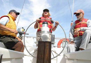 Intermediate Day Skipper Sailing Course