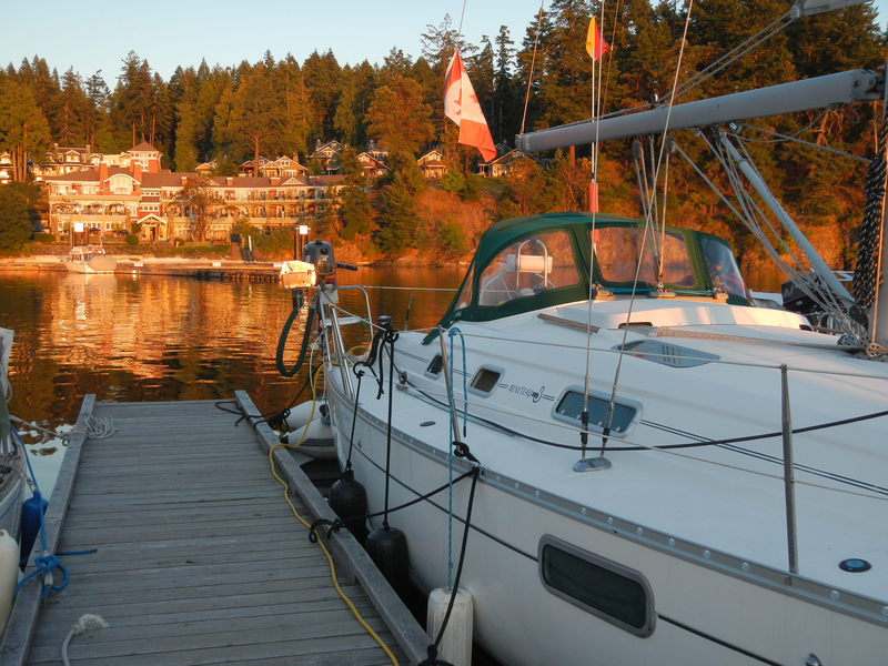Sailboat Charters - Vancouver Island