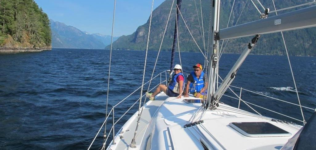 Know about sea sickness before sailing on your yacht charter