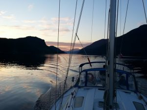 Sailing Holidays in Vancouver with Nature Protected