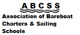 Association of Bare boat Charters and Sailing Schools.