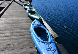 Vancouver Yacht Charter - Kayaking