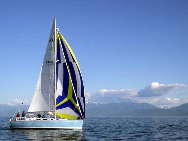 Hanse 400 in light wind_5365900952_l