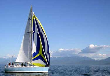 Vancouver Yacht Charter
