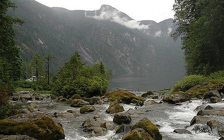 Princess Louisa Inlet Charter places to visit