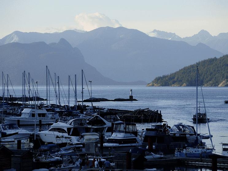 Vancouver yacht charter must visit san juan islands for San juan island fishing charters
