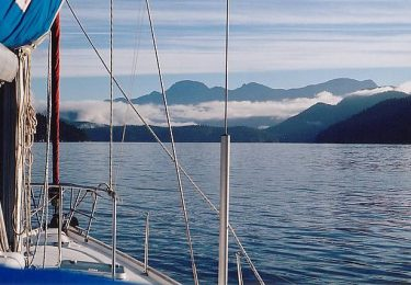 Environmentally friendly sailing in Vancouver