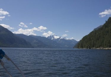 Visit Saturna Island on your Vancouver Boat Charter