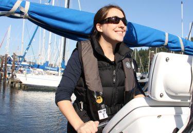 Sailing School Skills