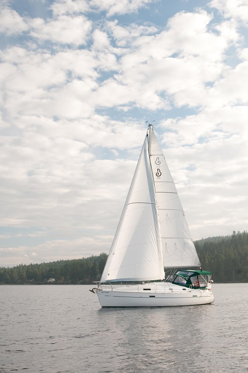 Mayne Island is the place to visit on your Vancouver bareboat charter.