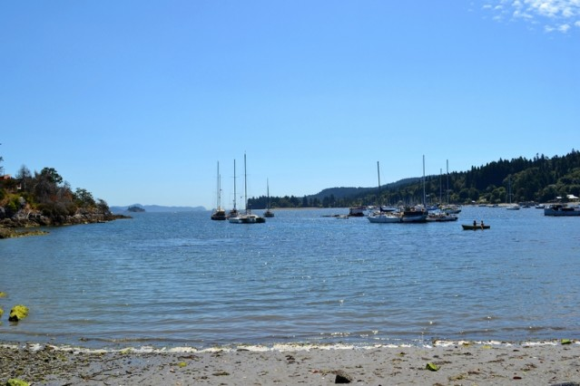 Vancouver Gulf Islands Itinerary