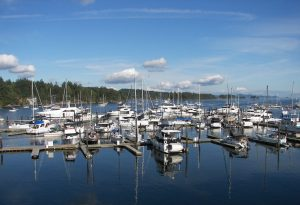 It is the most populated of all the Gulf Islands.