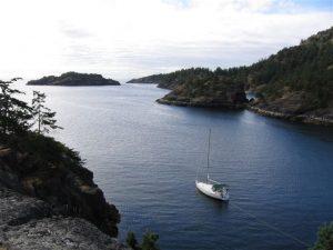Vancouver Yachting - Enjoy Hardy Island