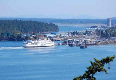 nanaimo ferry