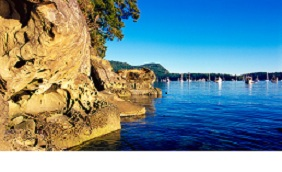 Sailing in Vancouver Try the Gulf Islands