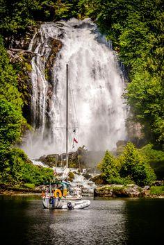 charterbox waterfall