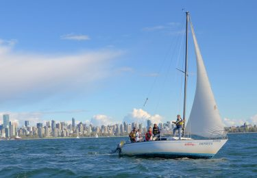 Beneteau 40 Boat Rental provides such a great boat for a day of our flotilla.