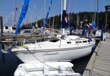 Hunter 30 Yacht Rental