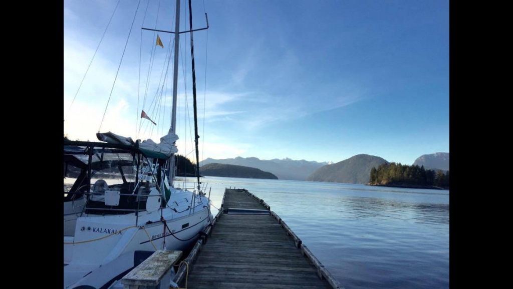 Sailing in the beautiful area of Vancouver Island is an experience to treasure for now and for future generations.