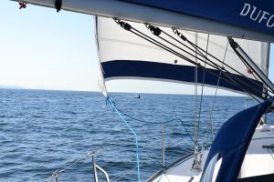 Sailing Charter Itinerary II  7 Days Gulf Islands