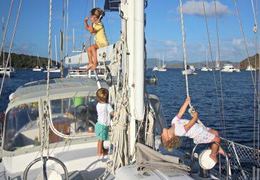 Sailboat Charter Blog