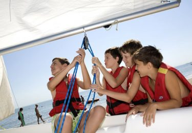 why you can't give it a go with a few days instruction at a sailing school.