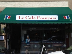 This place offers the finest French cuisine in British Columbia.