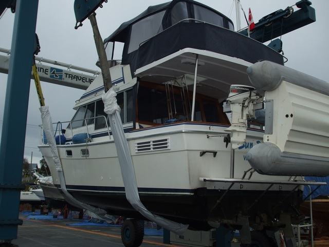The important winter maintenance job that will give your yacht excellent protection.