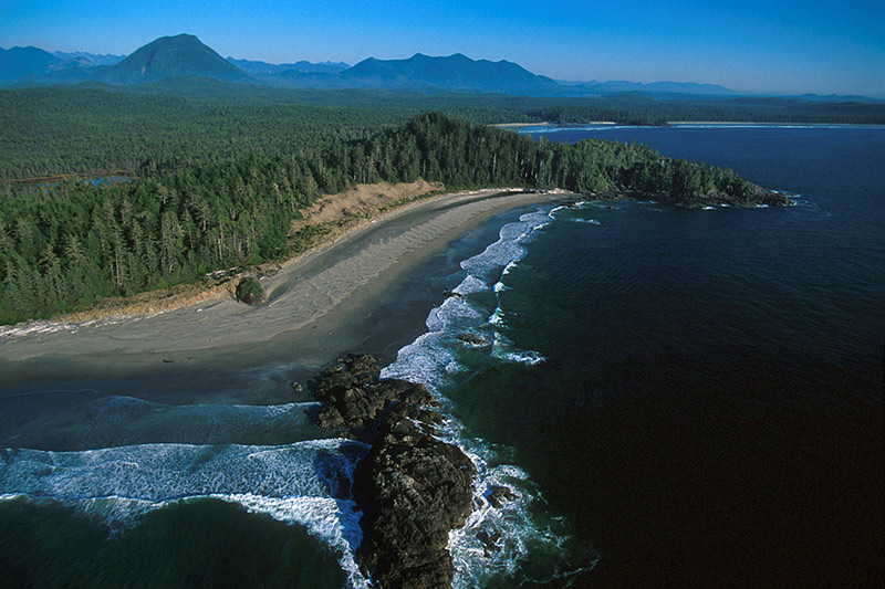 Vancouver Island's history