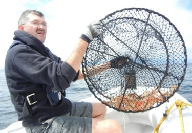 Fishing while you cruise