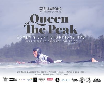 Vancouver's events for 2019 - Queen of the Peak